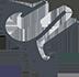 Knulle nakne jenter logo